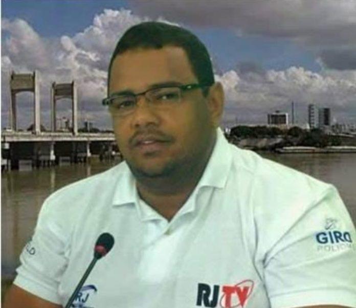 Colega estava internado. No Brasil, um jornalista morre por dia vítima da pandemia.